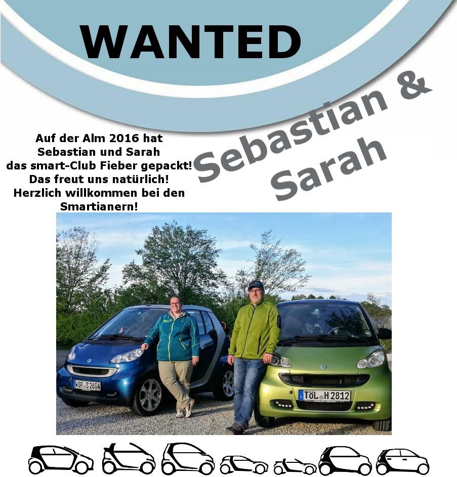 Sebastian & Sarah