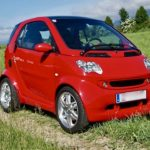 smart 450 edition red